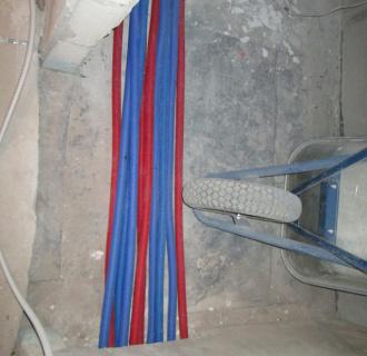 Ремонт трехкомнатной квартиры 116 кв. м в современном стиле. Фото проекта