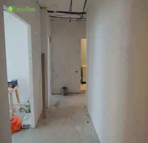 Ремонт трехкомнатной квартиры 124 кв. м в классическом стиле. Фото проекта