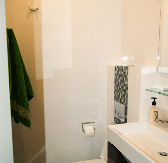 Ремонт двухкомнатной квартиры 97 кв. м в стиле прованс. Фото проекта