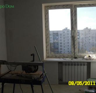 Ремонт коттеджа 161 кв. м в современном стиле. Фото проекта