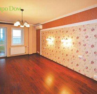 Ремонт трехкомнатной квартиры 149 кв. м в классическом стиле. Фото проекта