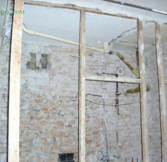 Ремонт коттеджа 150 кв. м в современном стиле. Фото проекта