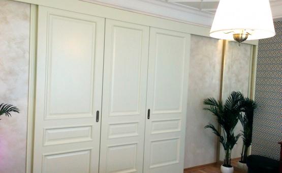 Ремонт двухкомнатной квартиры 70 кв.м. по адресу г. Москва, ул Маршала Савицкого, д. 12к1. Фото 4