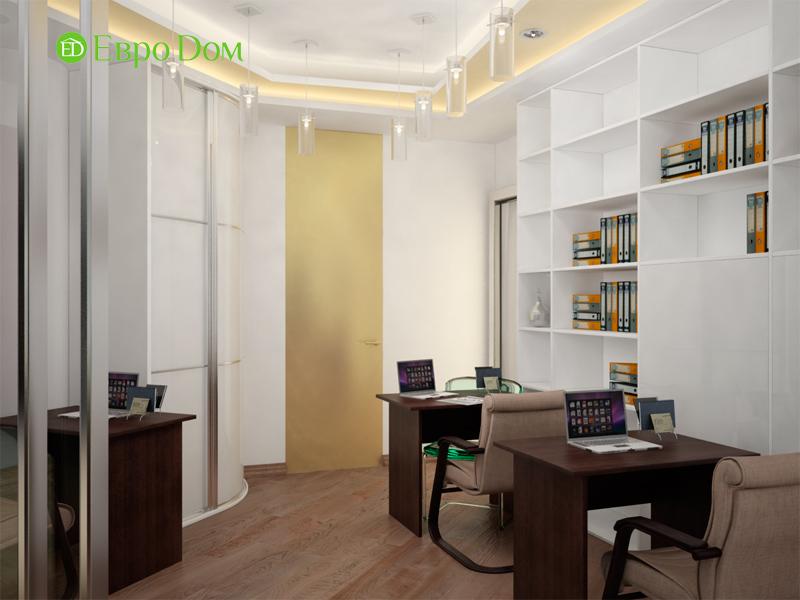 Дизайн 1-комнатной квартиры в современном стиле. Фото 05