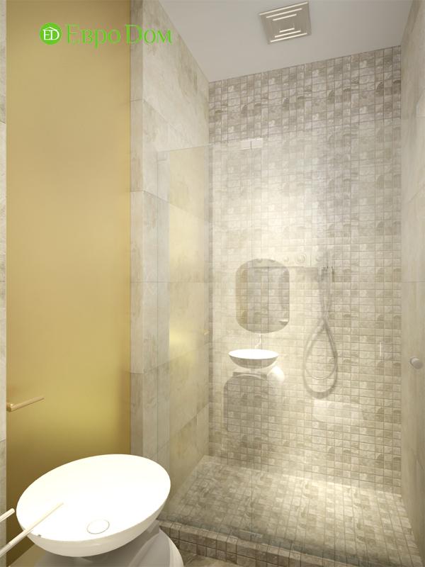 Дизайн 1-комнатной квартиры в современном стиле. Фото 07