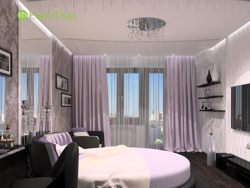 Дизайн 2-комнатной квартиры в современном стиле. Фото 03