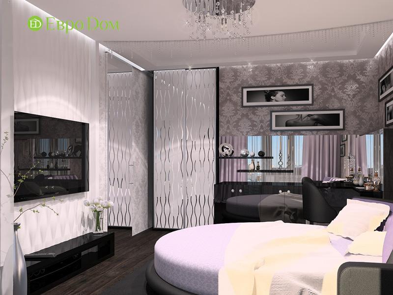 Дизайн 2-комнатной квартиры в современном стиле. Фото 04