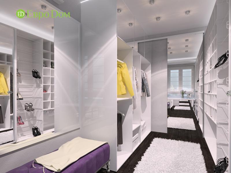 Дизайн 2-комнатной квартиры в современном стиле. Фото 07