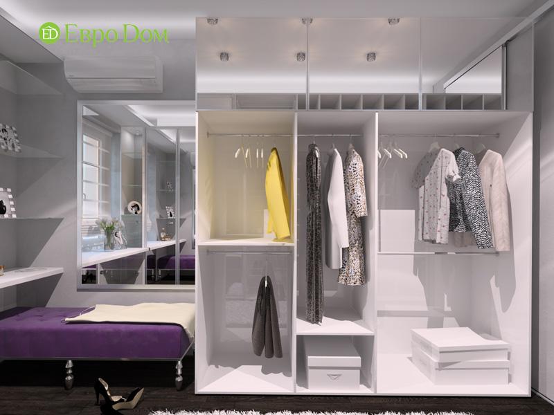Дизайн 2-комнатной квартиры в современном стиле. Фото 08
