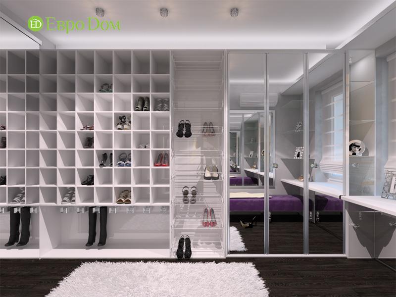 Дизайн 2-комнатной квартиры в современном стиле. Фото 09