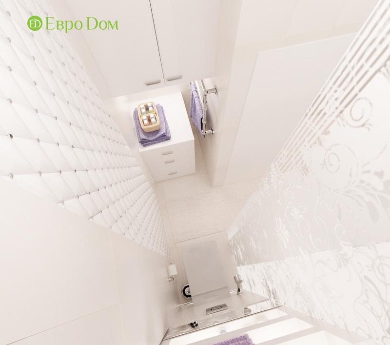 Дизайн 2-комнатной квартиры в современном стиле. Фото 010