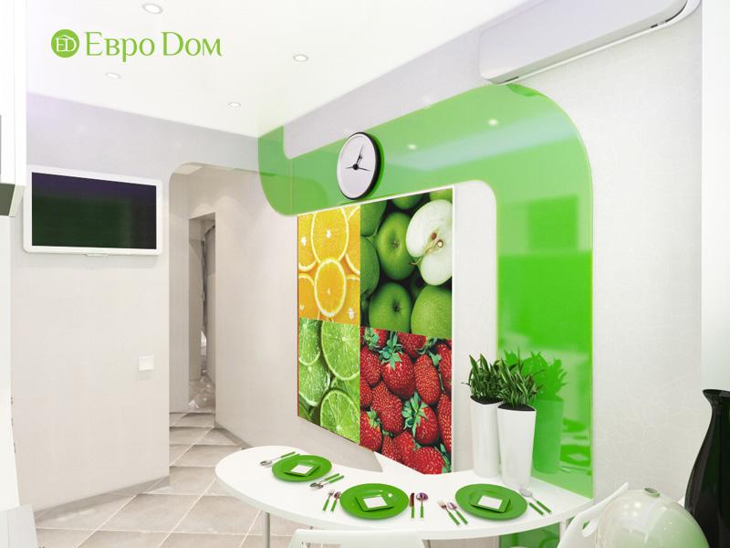 Дизайн 2-комнатной квартиры в современном стиле. Фото 014