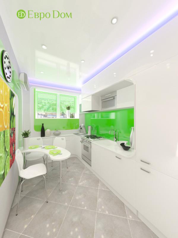 Дизайн 2-комнатной квартиры в современном стиле. Фото 015