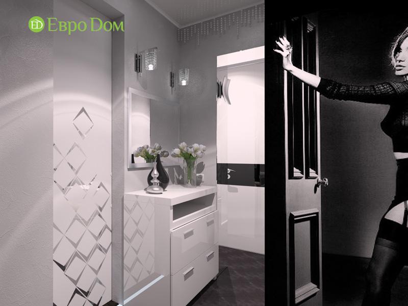 Дизайн 2-комнатной квартиры в современном стиле. Фото 016