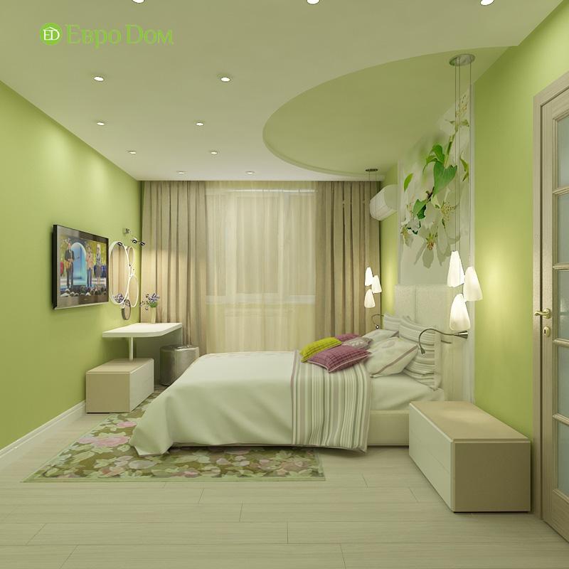 Дизайн 4-комнатной квартиры 200 кв. м в современном стиле. Фото 02