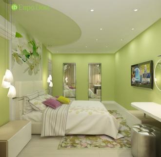 Дизайн четырехкомнатной квартиры 200 кв. м в современном стиле. Фото проекта