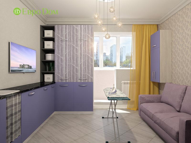 Дизайн 4-комнатной квартиры 200 кв. м в современном стиле. Фото 04