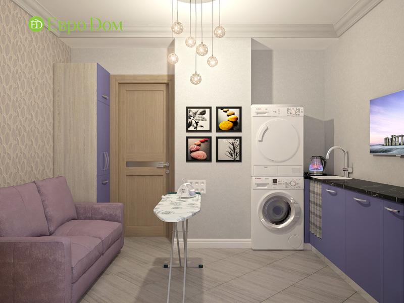 Дизайн 4-комнатной квартиры 200 кв. м в современном стиле. Фото 05