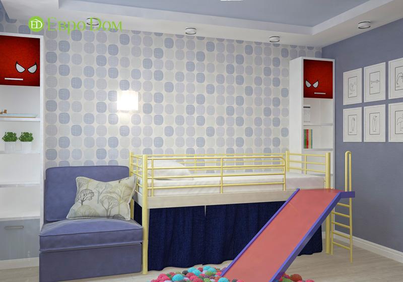 Дизайн 4-комнатной квартиры 200 кв. м в современном стиле. Фото 06