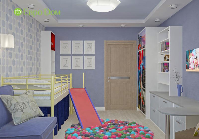 Дизайн 4-комнатной квартиры 200 кв. м в современном стиле. Фото 07