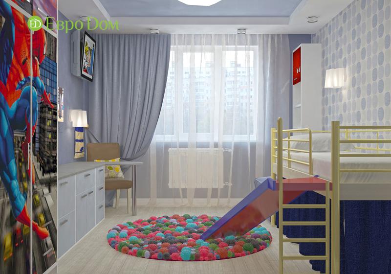 Дизайн 4-комнатной квартиры 200 кв. м в современном стиле. Фото 08