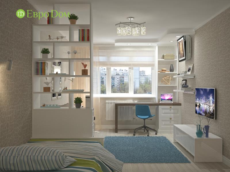 Дизайн 4-комнатной квартиры 200 кв. м в современном стиле. Фото 012