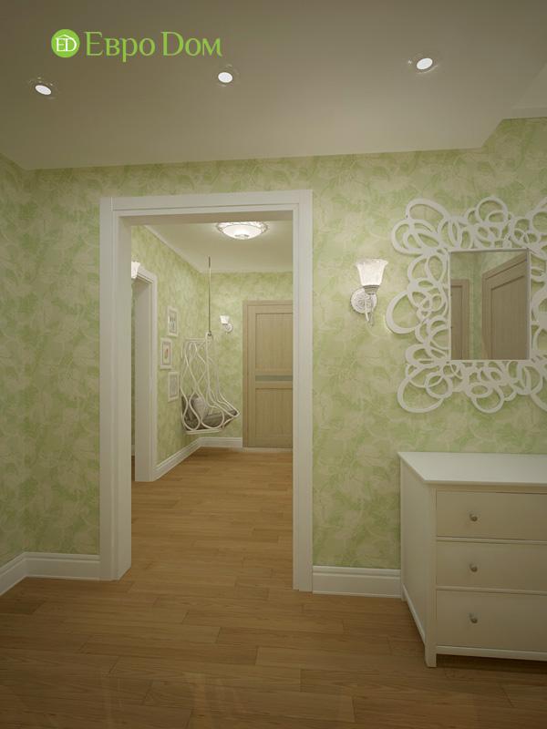Дизайн 4-комнатной квартиры 200 кв. м в современном стиле. Фото 019