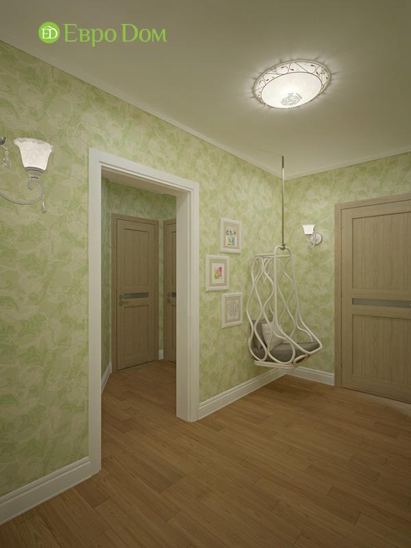 Дизайн 4-комнатной квартиры 200 кв. м в современном стиле. Фото 020