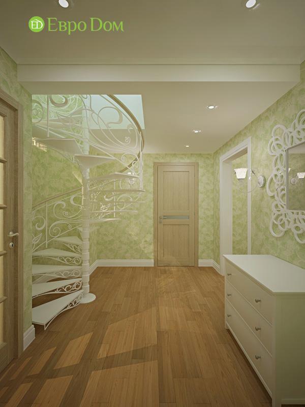 Дизайн 4-комнатной квартиры 200 кв. м в современном стиле. Фото 021