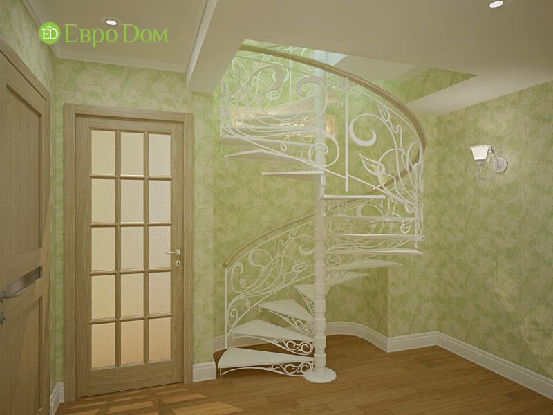 Дизайн 4-комнатной квартиры 200 кв. м в современном стиле. Фото 022