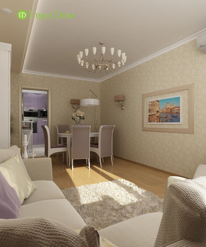 Дизайн 4-комнатной квартиры 200 кв. м в современном стиле. Фото 028
