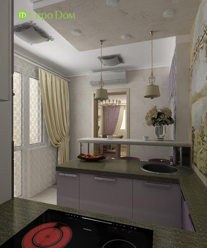 Дизайн 4-комнатной квартиры 200 кв. м в современном стиле. Фото 034