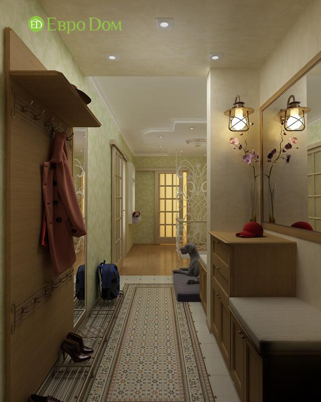 Дизайн 4-комнатной квартиры 200 кв. м в современном стиле. Фото 036