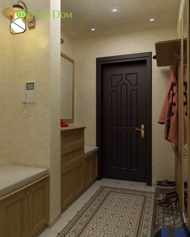 Дизайн 4-комнатной квартиры 200 кв. м в современном стиле. Фото 037