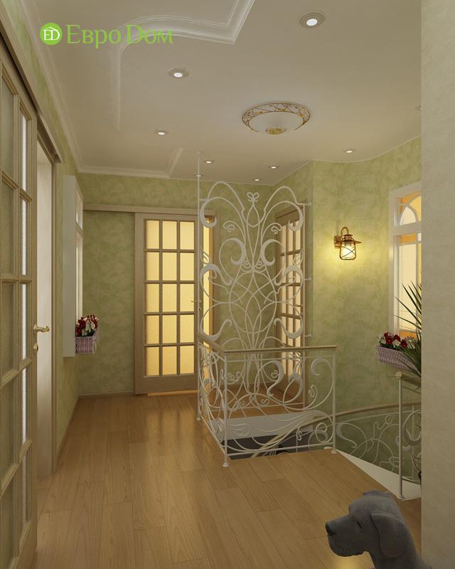 Дизайн 4-комнатной квартиры 200 кв. м в современном стиле. Фото 039