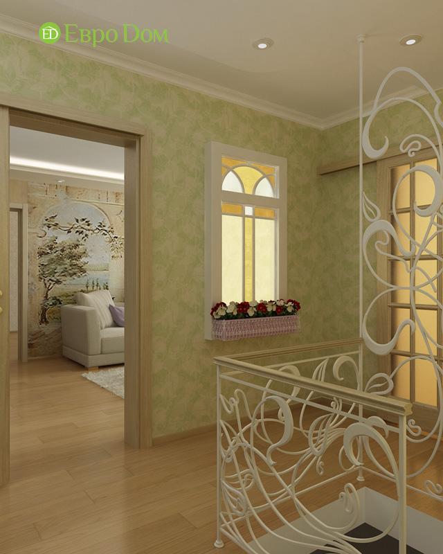 Дизайн 4-комнатной квартиры 200 кв. м в современном стиле. Фото 040