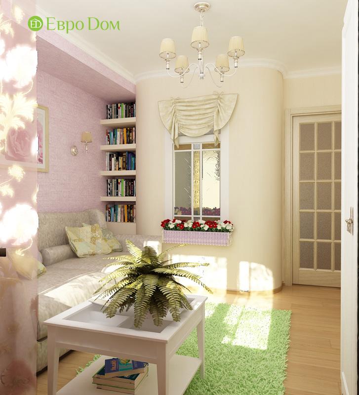 Дизайн 4-комнатной квартиры 200 кв. м в современном стиле. Фото 044