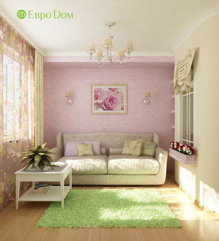 Дизайн 4-комнатной квартиры 200 кв. м в современном стиле. Фото 045