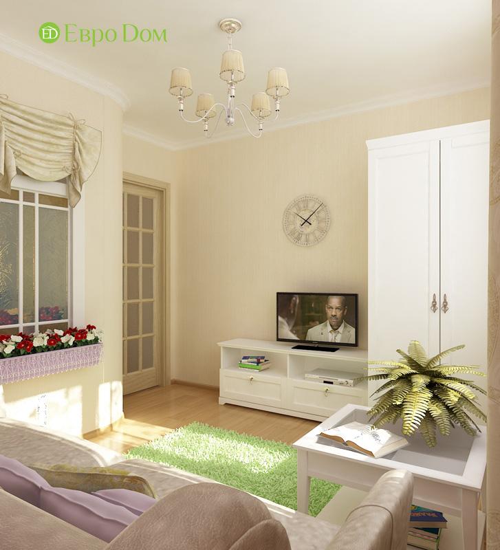 Дизайн 4-комнатной квартиры 200 кв. м в современном стиле. Фото 046