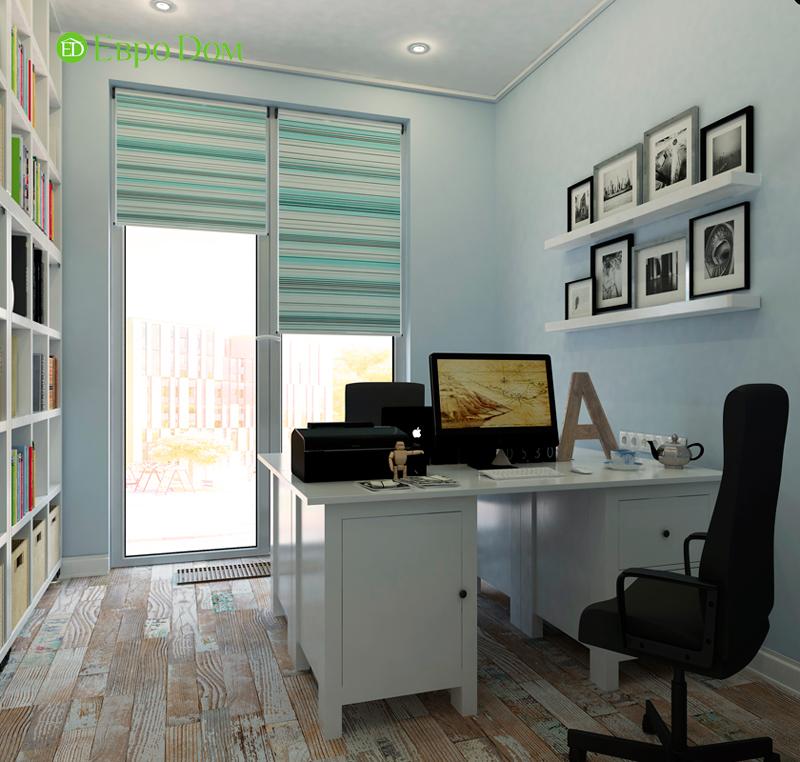 Дизайн 4-комнатной квартиры в скандинавском стиле. Фото 02