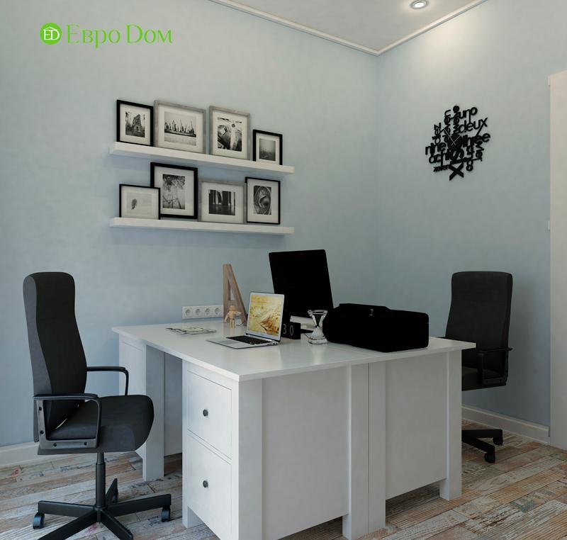 Дизайн 4-комнатной квартиры в скандинавском стиле. Фото 03
