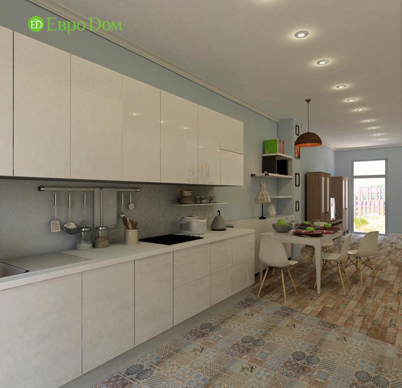 Дизайн 4-комнатной квартиры в скандинавском стиле. Фото 04