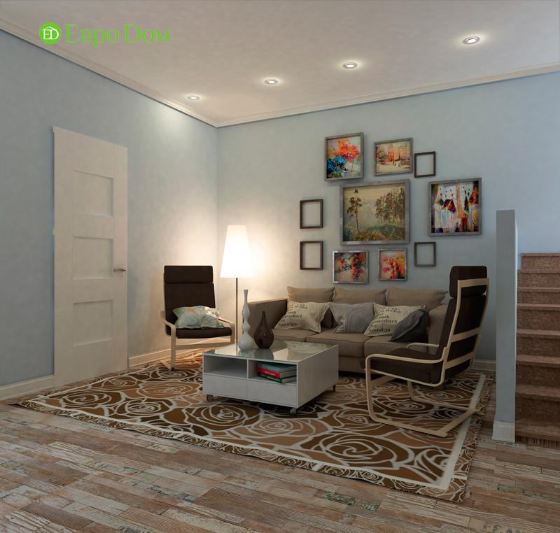 Дизайн 4-комнатной квартиры в скандинавском стиле. Фото 05