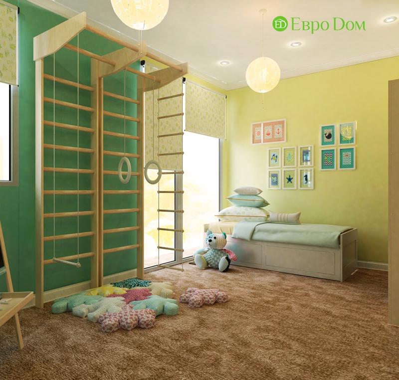 Дизайн 4-комнатной квартиры в скандинавском стиле. Фото 010