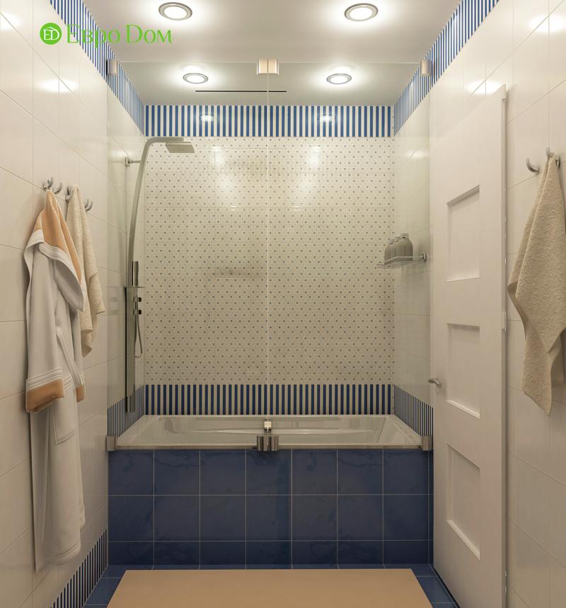 Дизайн 4-комнатной квартиры в скандинавском стиле. Фото 011