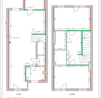 Дизайн четырехкомнатной квартиры 137 кв. м в скандинавском стиле. Фото проекта