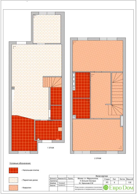 Дизайн 4-комнатной квартиры в скандинавском стиле. Фото 018
