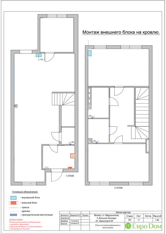 Дизайн 4-комнатной квартиры в скандинавском стиле. Фото 023