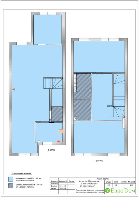 Дизайн 4-комнатной квартиры в скандинавском стиле. Фото 024