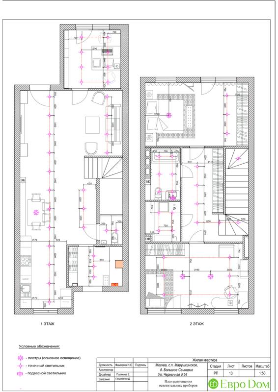 Дизайн 4-комнатной квартиры в скандинавском стиле. Фото 025